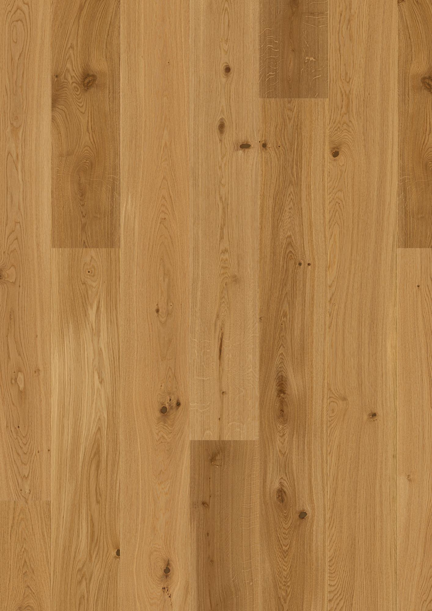 Oak Animoso, Live Natural oil, Not brushed, Beveled 2V, Plank 181, 14x181x2200mm