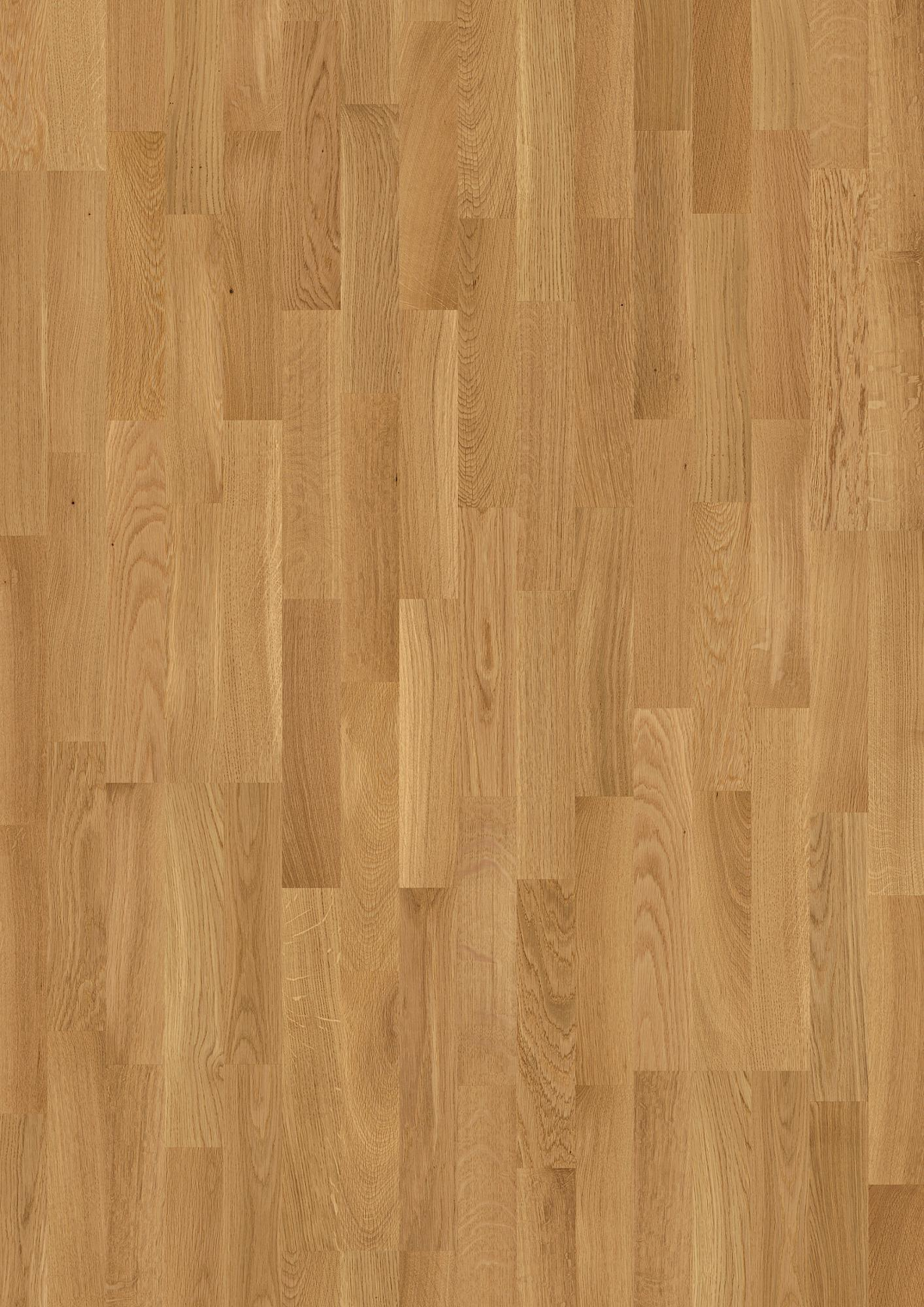 Oak Andante, Live Satin lacquer, Longstrip 3-Strip, 14x215x2200mm