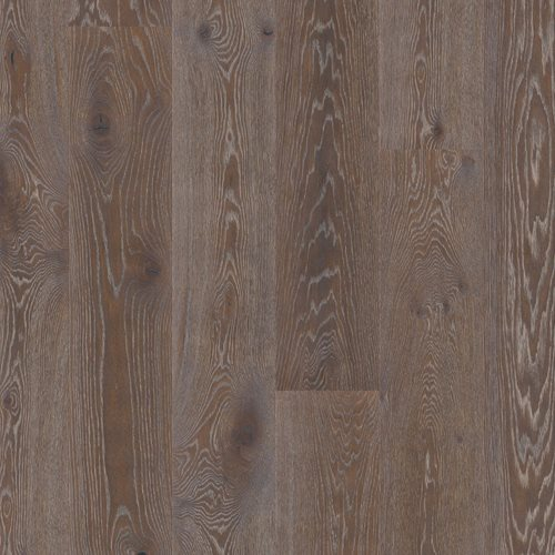 Oak Graphite, Live Natural oil, beveled 2V, brushed, Plank Castle, 14x209x2200mm