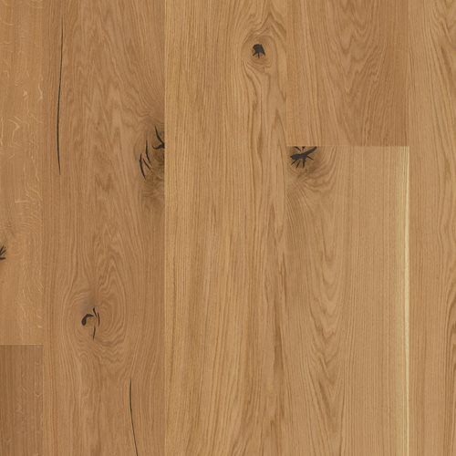 Oak Epoca, Live Natural oil, Deep brushed, handcrafted, Beveled 4V, Plank Chaletino, 15x300x2750mm