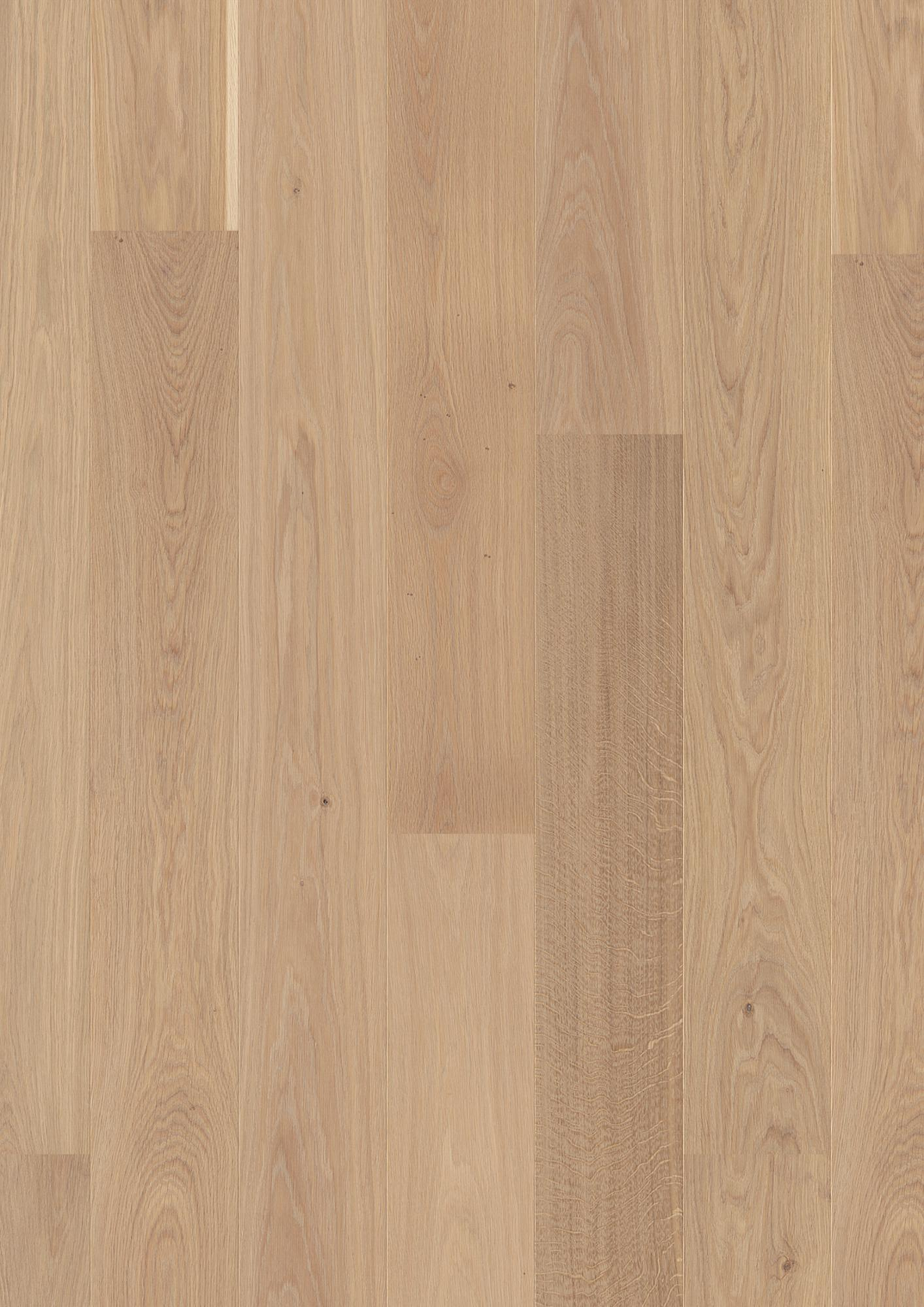 Oak Andante, Live Pure lacquer, Brushed, Beveled 2V, Plank 181, 14x181x2200mm