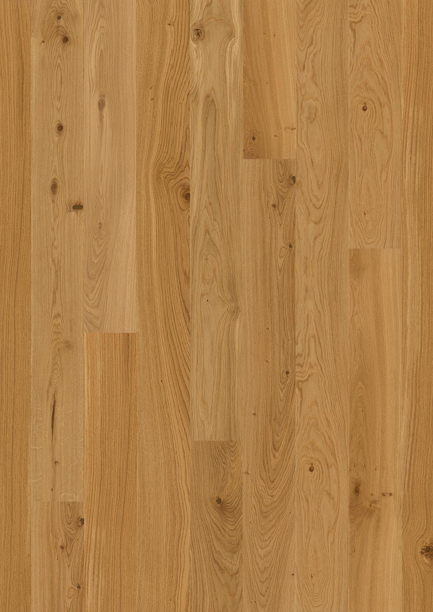 Oak Animoso, Live Matt lacquer, beveled 2V, Plank 138, 14x138x2200mm