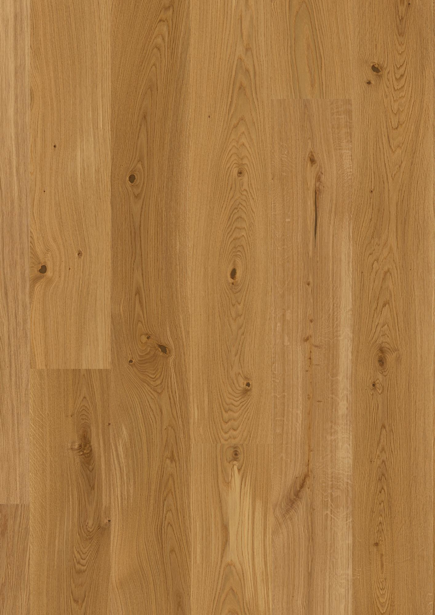 Oak Animoso, Live Natural oil, Not brushed, Beveled 2V, Plank Castle, 14x209x2200mm
