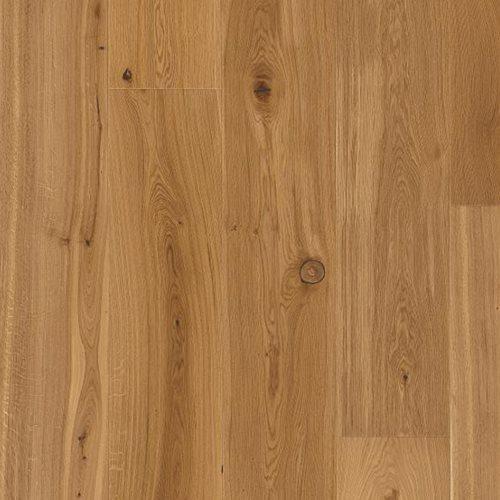 Oak Traditional, Live Natural oil, beveled 4V, brushed, Chalet, 20x0x0mm