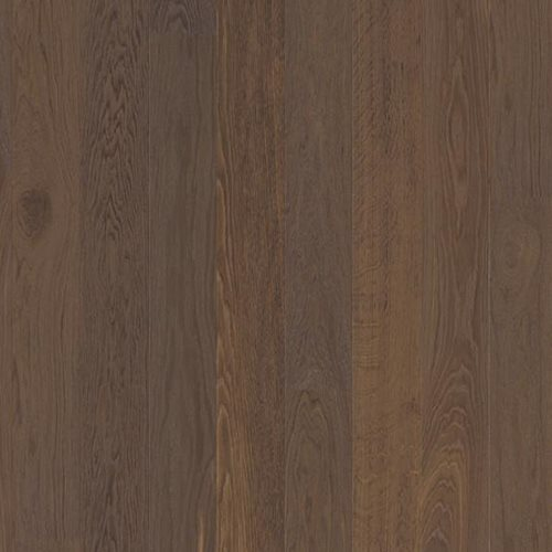 Oak Smoked, Live Pure lacquer, beveled 2V, brushed, 14mm Plank 138mm, 14x138x2200mm