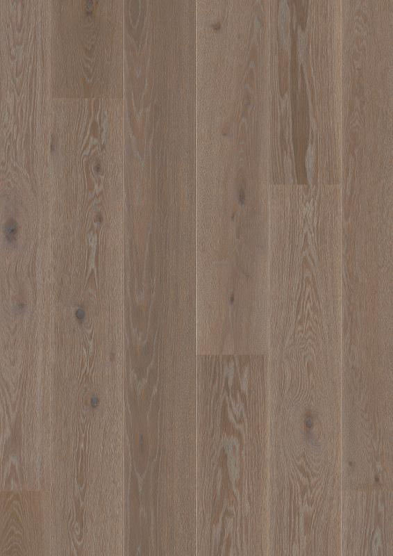 Oak India Grey, Live Pure lacquer, beveled 2V, brushed, Castle Plank, 14x209x2200mm