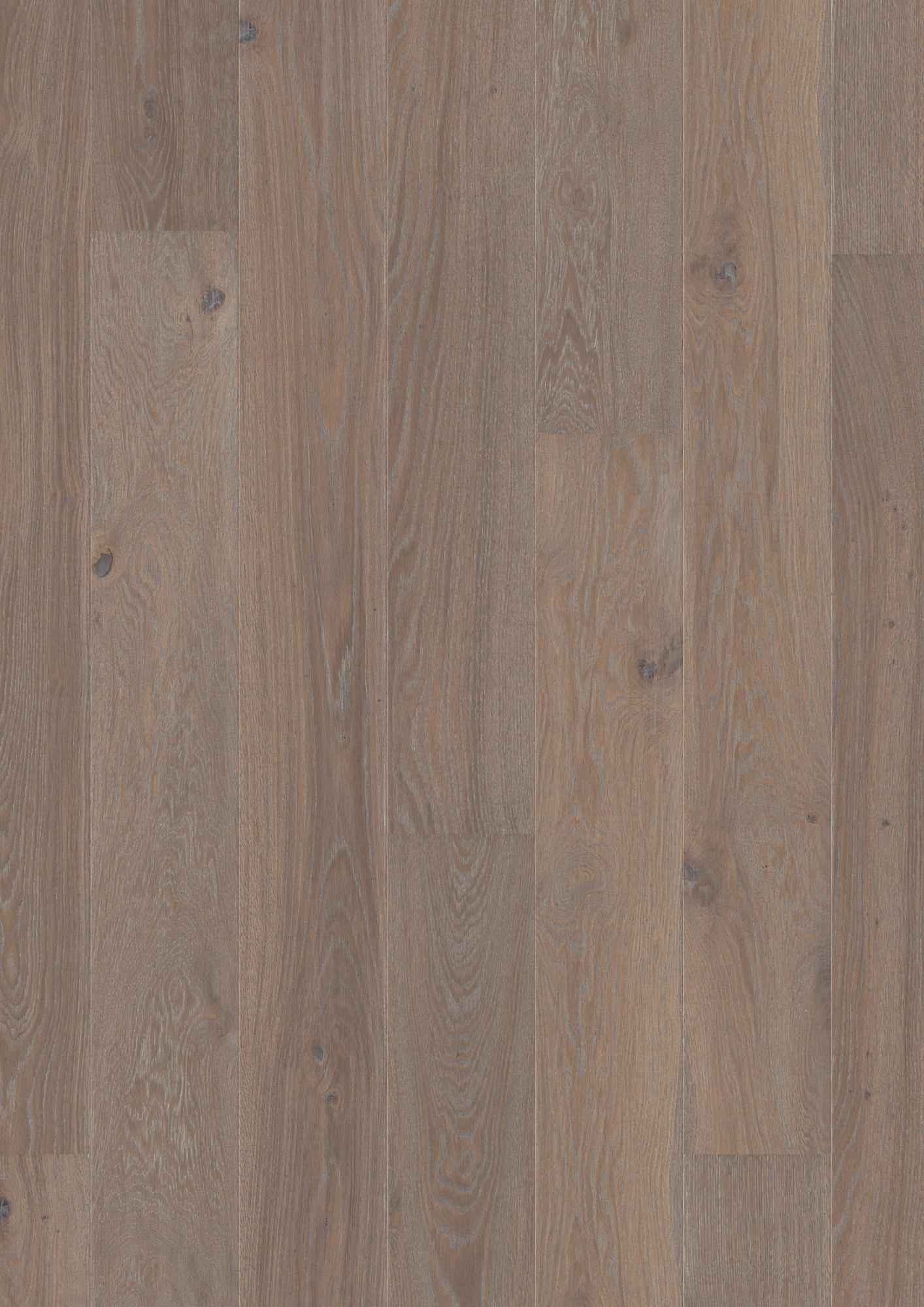Oak India Grey, Live Pure lacquer, Brushed, Beveled 2V, Plank 181, 14x181x2200mm