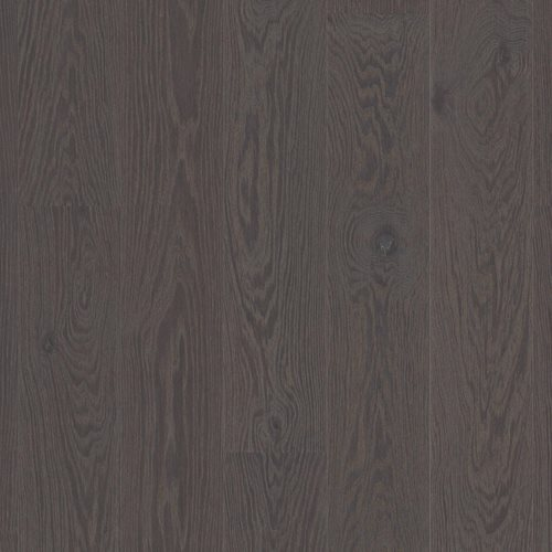 Oak Foggy Brown, Live Pure lacquer, Brushed, Beveled 2V, Plank Castle, 14x209x2200mm