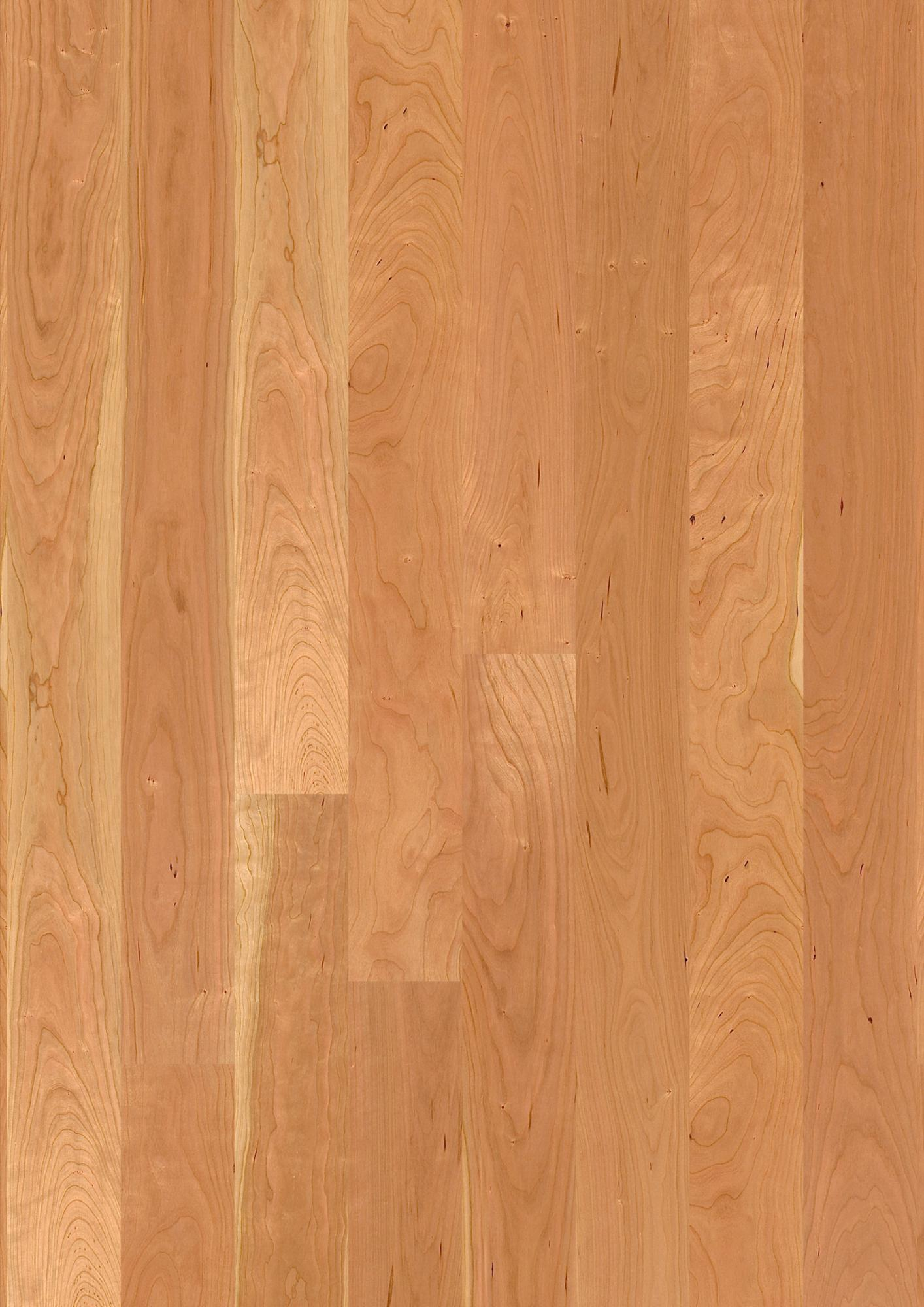 Cherry american Andante, Plank 138, Live Natural oil, unbrushed, square edged, 14x138x2200mm