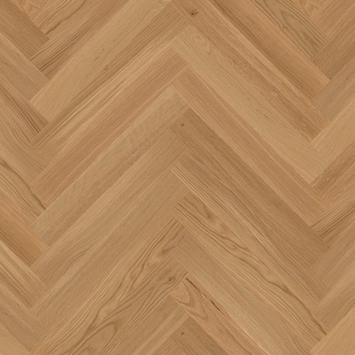 Oak Nature, Live Matt lacquer, Not brushed, Square edged, Short strip Prestige, 10x70x470mm